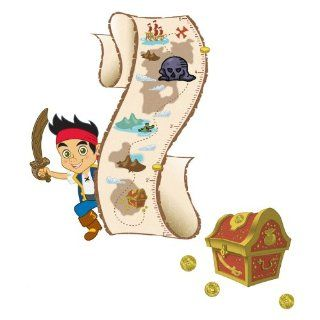 ROOMMATES RMK1778SCS Disney Junior Jake and the Neverland
