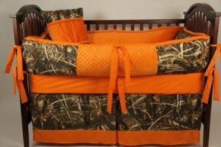 Custom Made Baby Crib Bedding Max4HD Camo: Everything Else