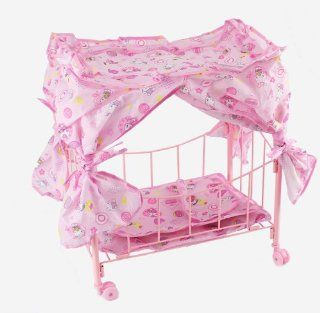 Large Size My Lovely Baby Doll Bed for Children, Good