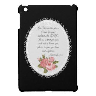 Jeremiah 29:11 Victorian Christian Gift Case For The iPad Mini