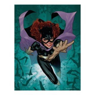 The New 52   Batgirl #1 Posters