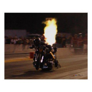 Drag Bike On The Planet 250.97 MPH_MG8565 Print