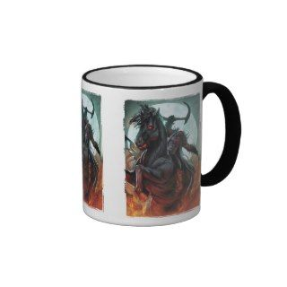 Sleepy Hollow #1 Headless Horseman with Scythe Mugs