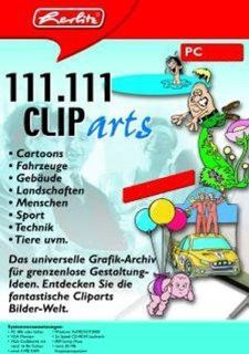Herlitz 111.111 Cliparts: Software