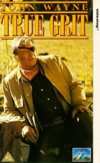 True Grit [VHS] [UK Import]: John Wayne, Glen Campbell, Kim Darby