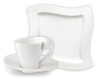 Villeroy&Boch 10 2525 8157 New Wave Kaffee Set 12 teilig: