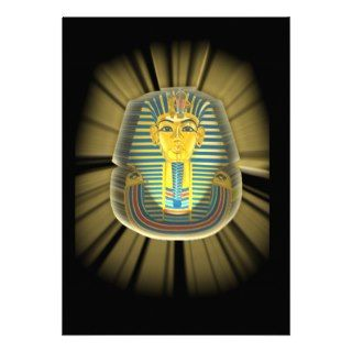 king tut invitations