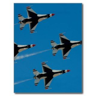 Aviation Nation at Nellis Air Force Base, Las 2 Post Card