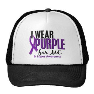Wear Purple For ME 10 Lupus Hat