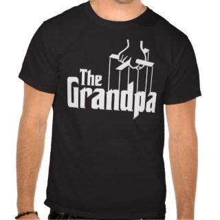 Grandpa Godfather Shirts