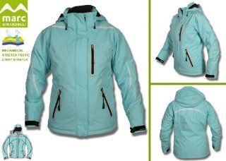 Marc Giradelli Damen Skijacke Mountain Basic Sky 31152: