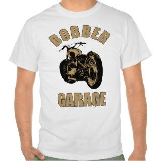 Bobber Garage Shirts