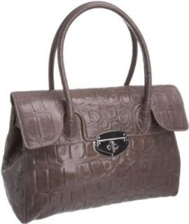 Osprey London The Tango Luxury 0356 48, Damen Handtasche, eisen, Large