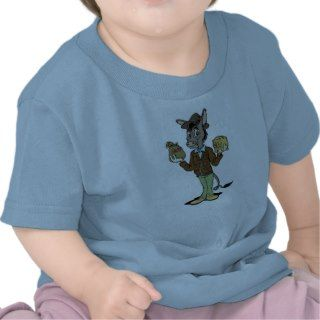 Odee Dickens  Infant Classic Cartoon Creeper