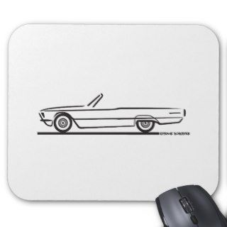 1966 Ford Thunderbird Convertible Mousepad