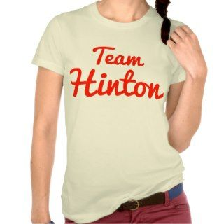 Team Hinton T Shirt