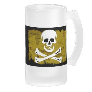 Jolly Roger Map #3 Mug