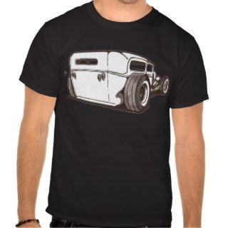 Rat Rod Tudor Tee Shirts