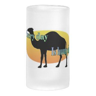 Camel: Every Day is Hump Day Coffee Mug