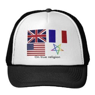 One true religion hat