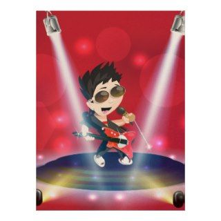 Rock Star Custom Invite
