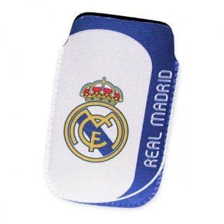 Real Madrid CF Tasche Cover Handy Mobile Handytasche: