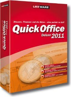QuickOffice Deluxe 2011 (Version 9.10): Software
