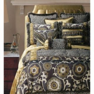 Jennifer Taylor Espresso Comforter/Duvet Set   Bedding Sets at