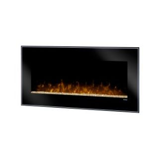 Dimplex Dusk Wall Mount Electric Fireplace   Electric Fireplaces at
