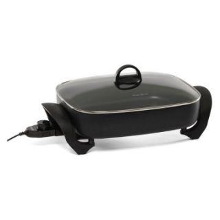 West Bend 72215 Deep Dish Oblong Electric Skillet   Electric Skillets