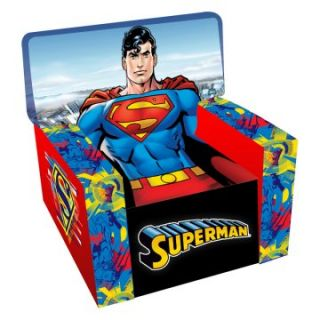 Warner Brothers Superman Animated Classic Hero Kids Gaming Chair