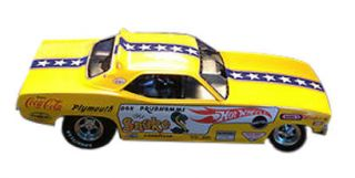 Hot Wheels Don The Snake Prudhomme Diecast Car