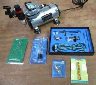 Airbrush Kit Airbrush Compressor Air Brush Compressor