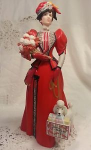 Avon MRS. Albee Award Figurine