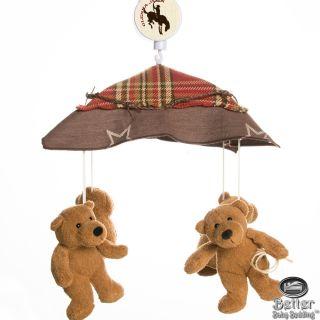 Glenna Jean Baby Boy Western Cowboy Crib Nursery Bedding Quilt Set Accessories