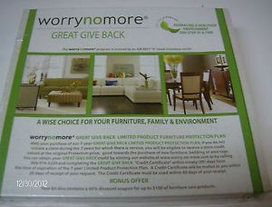 Stainsafe Worrynomore Furniture Care Cleaning Products Fabric Leather Wood