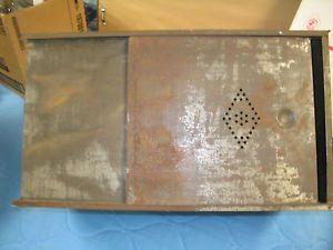 Antique Hoosier Cabinet Metal Bin