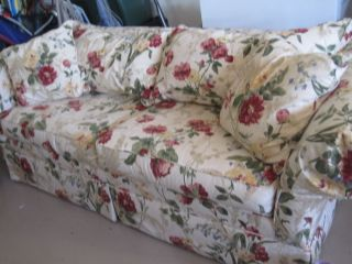 ... Ethan Allen Couch Excellent Condition ...