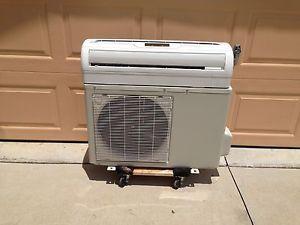 9000 BTU Ductless Mini Split Air Conditioner Heat Pump 13 SEER