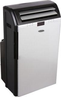 13000 BTU Dual Hose Portable Air Conditioner Heat Pump Room AC w Window Kit