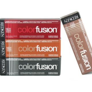 Redken Color Fusion Hair Color 2 1 oz Glam Hi Fusion