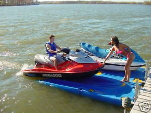 2nd Grade Hydroport Hydro Port Jet Ski PWC Dock Float