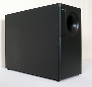 Bose Am 500 Acoustimass Subwoofer Speaker Use with Any Amp Receiver 10 200 W