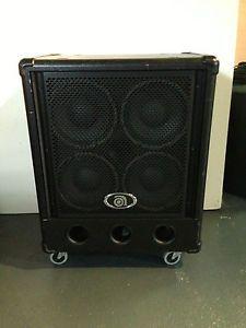 "Ampeg PR 410HLF 4 x 10"" Bass Guitar Speaker Cabinet"