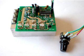 12 40V 100A 1200W DC Motor Speed Control PWM Controller