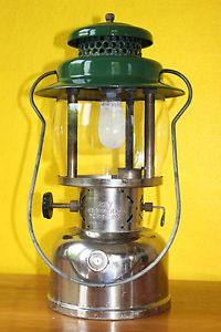 Vintage Coleman Lamp Stove Co 237 Empire Lantern Manual