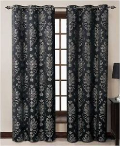 Grommet Window Panels