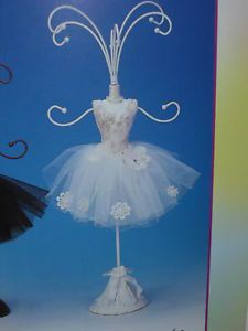 "Sweet 16 Birthday Dress Jewelry Holder Favor 15 1 2"" H"