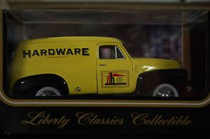 1952 Chevy Panel Van Home Hardware Limited Edition 1 24 Diecast Scale
