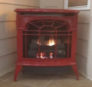 Vermont Castings Radiance 2600 Natural Gas Direct Vent